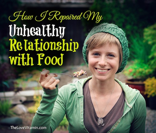Repair Unhealthy Relationship with Food
