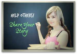 Share Your Reader Story