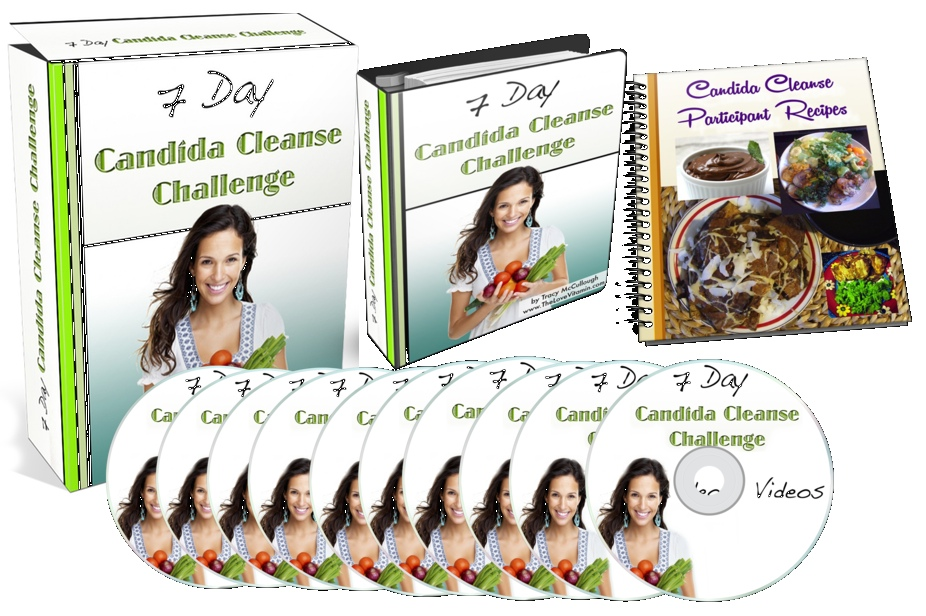 7 Day Candida Cleanse Package
