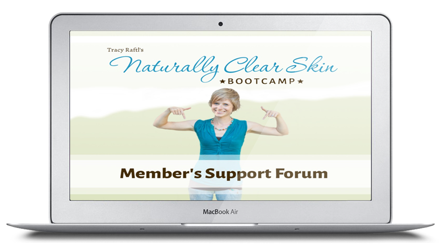 Naturally Clear Skin Support Forum