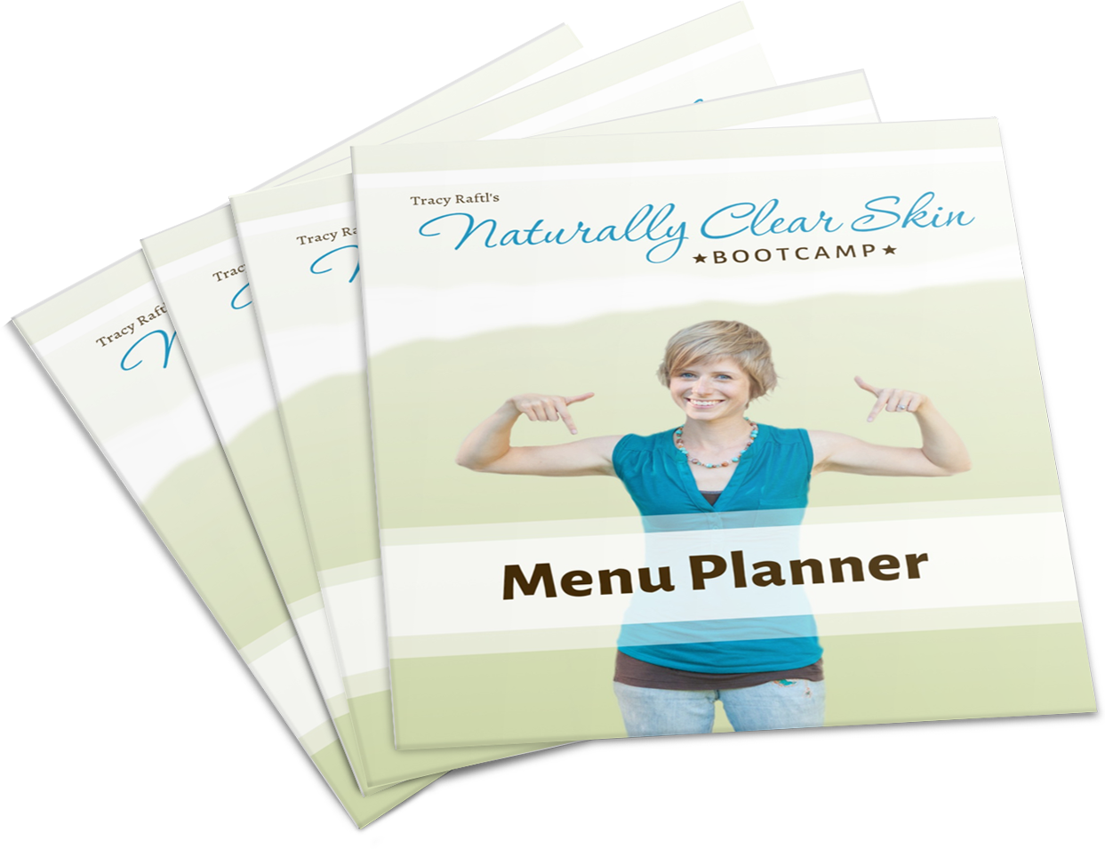 Naturally Clear Skin Menu Planner