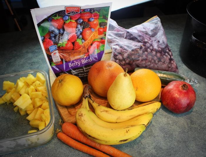 choose some fruit