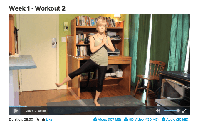 Bootcamp Workout Video Sneak Preview