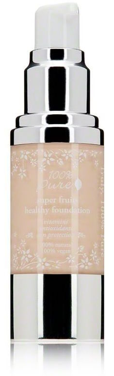 100% Pure Makeup acne prone skin