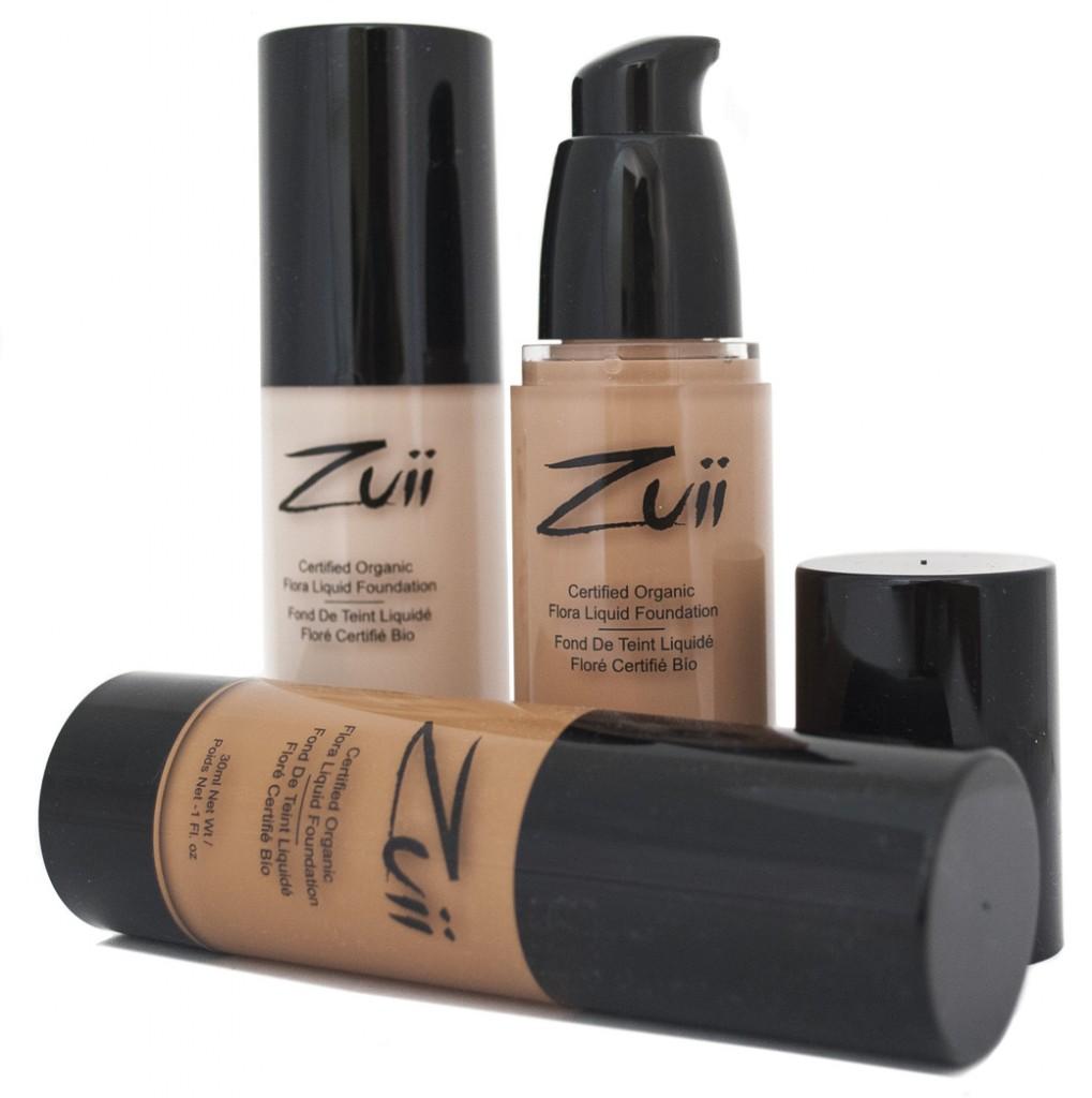 Zuii organic makeup acne prone skin