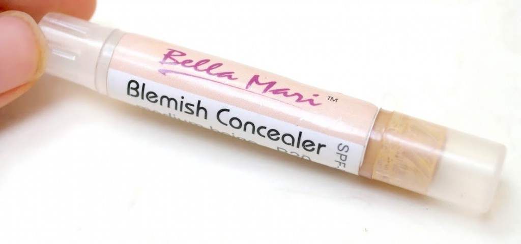 Bella Mari acne prone skin