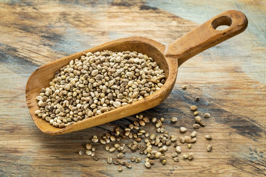 hemp seed oil high in linoleic acid good for acne
