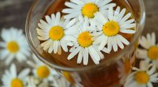 Inflamed skin? Stress? Digestive Upset? Have a Cup of Chamomile