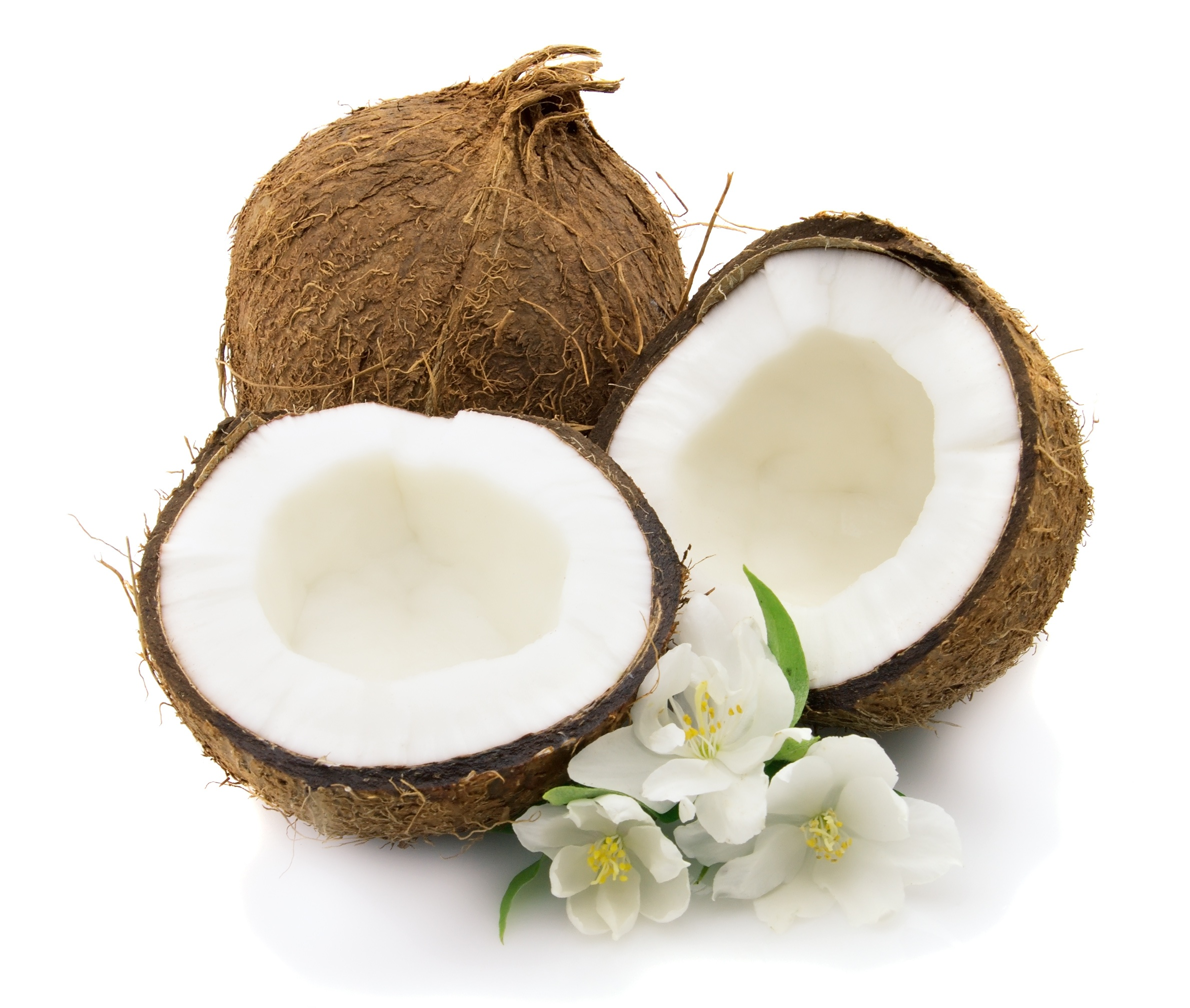 Naturally Refined Coconut Oil For Skin