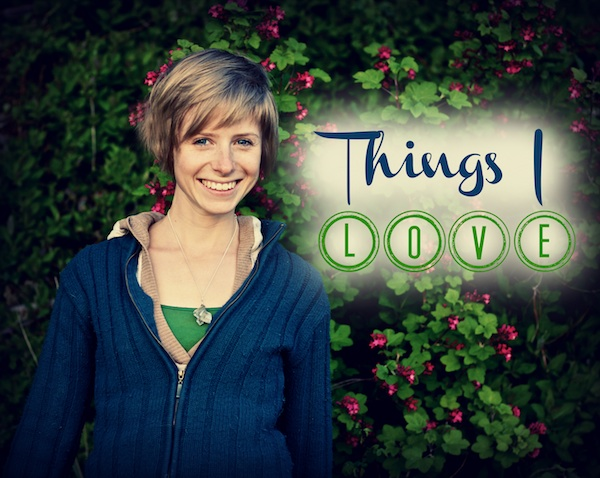 Things Tracy from The Love Vitamin Loves
