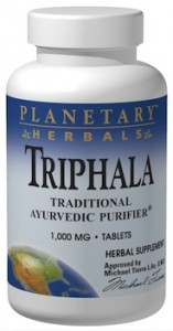 Triphala for acne