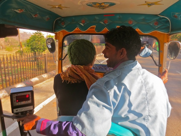 Rickshaw Lessons