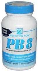 PB 8 Probiotic acne