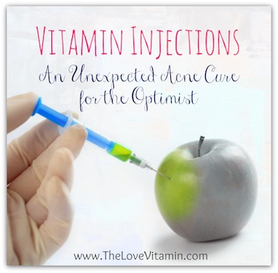 Vitamin Injections Acne Cure