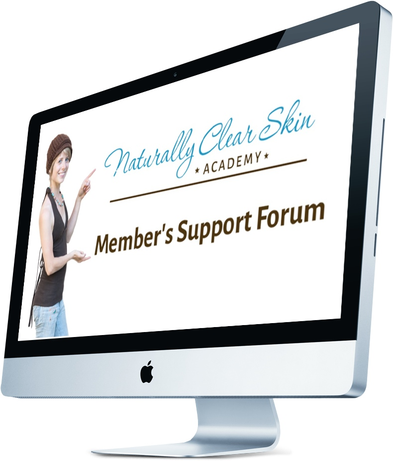 Naturally Clear Skin Academy Forum
