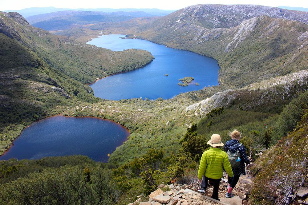 Cradle Mt. in Tasmania