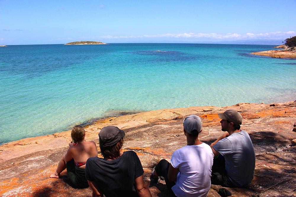 Amazing place! Freycinet park in Tasmania