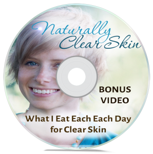 What I Eat Each Day for Clear Skin