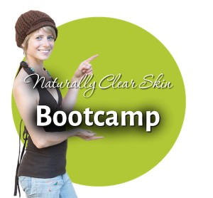 Naturally Clear Skin Bootcamp