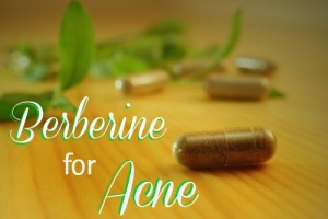 berberine for acne