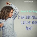 Antiperspirant Causing Acne