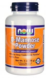 D mannose UTIs
