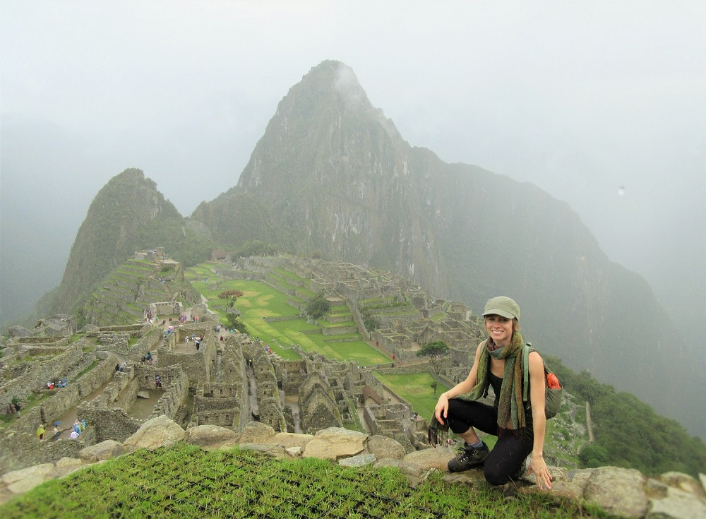 Tracy Raftl Machu Picchu