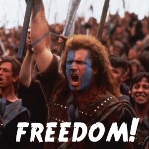 Freeedoom!
