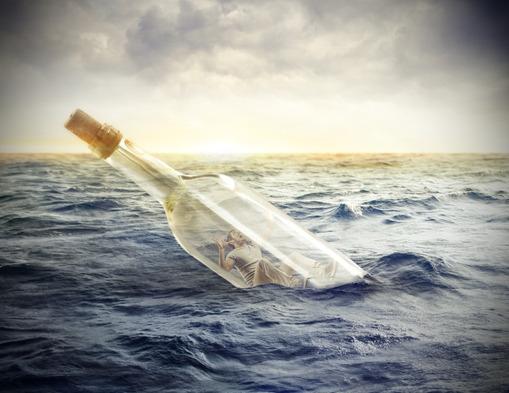 lost in an hallucinogenic sea