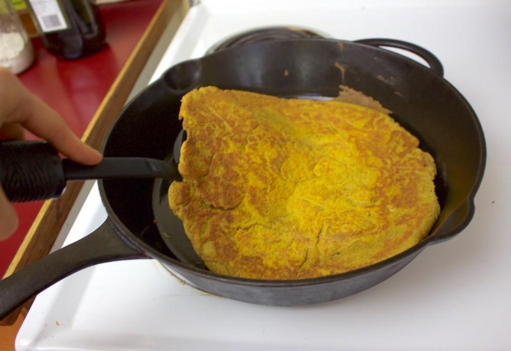 Acne safe, sugar free, gluten free, dairy free buckwheat pumpkin pancakces