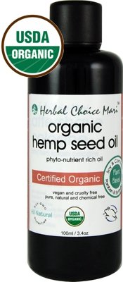 hemp seed oil for acne prone skin