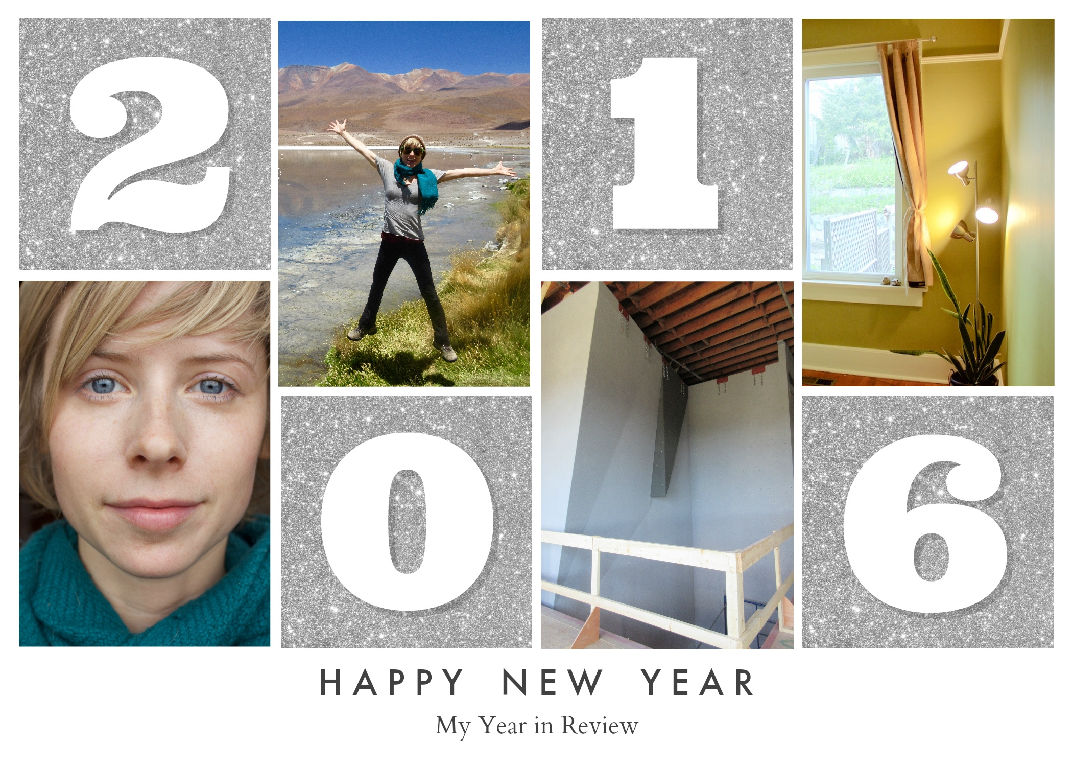 2016: My Year in Review, The Love Vitamin