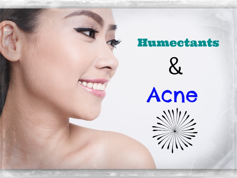 humectants and acne