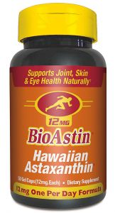 Astaxanthin and Acne