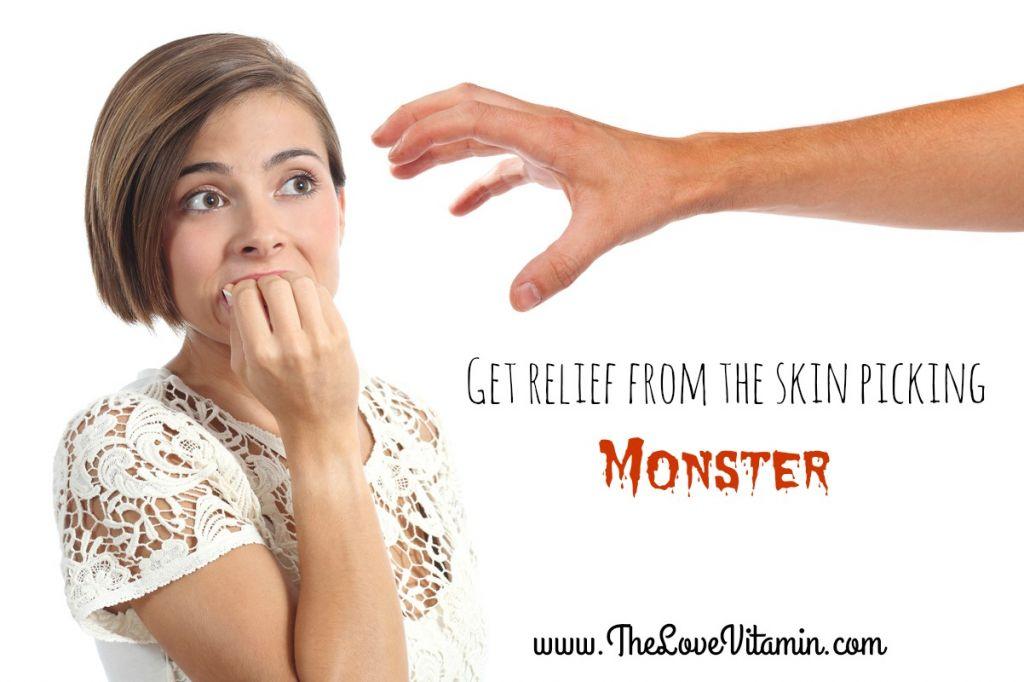 Stop skin picking