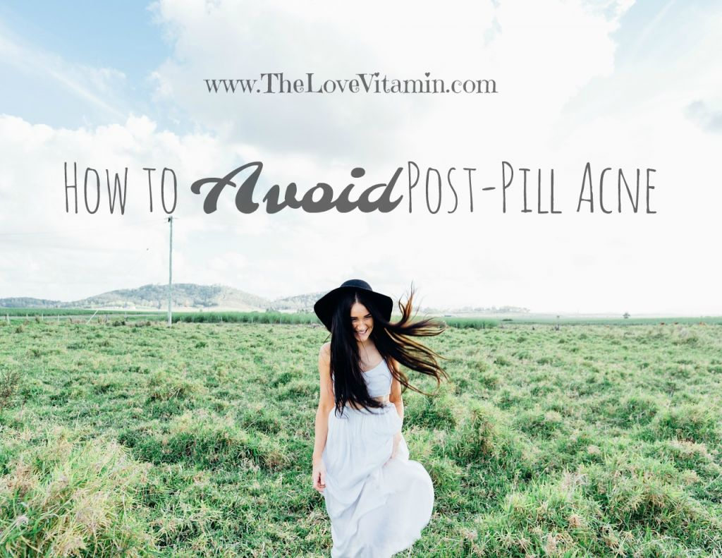 Avoid Acne After Birth Control Pills