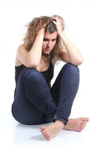 Acne stress